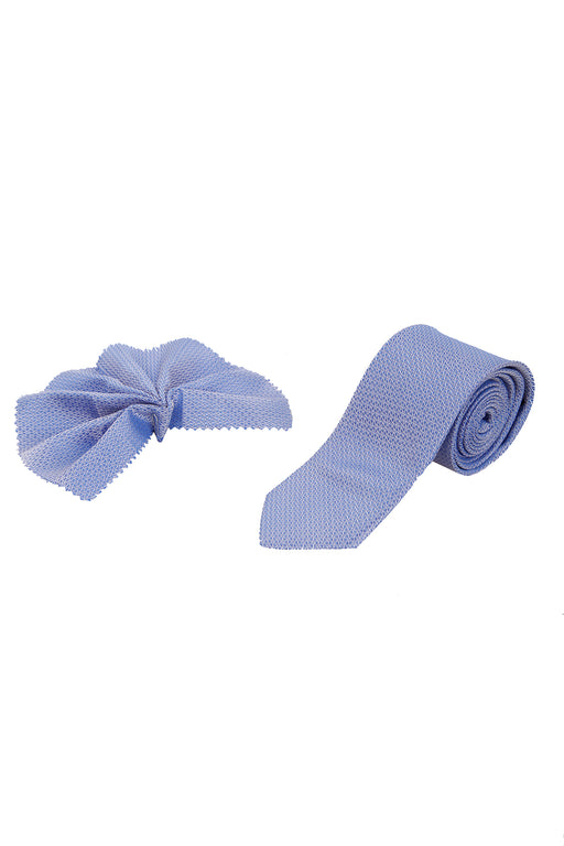 NECKTIE, LIGHT BLUE