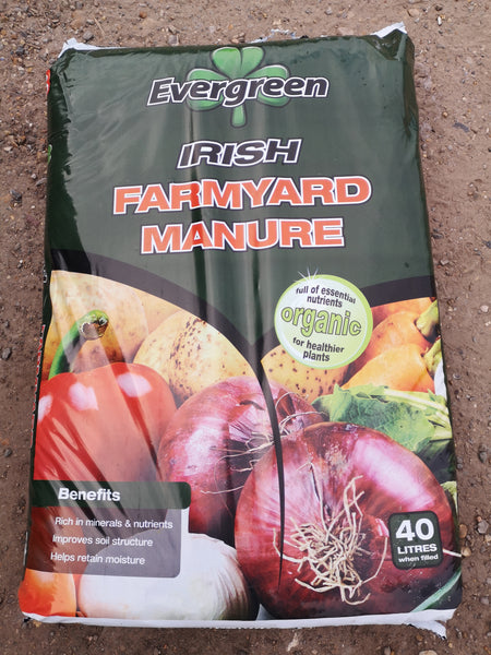 40L Bag of Farmyard Manure