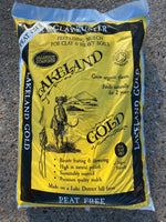 Peat Free, Lakeland Gold, Mulch & Soil Improver 40L