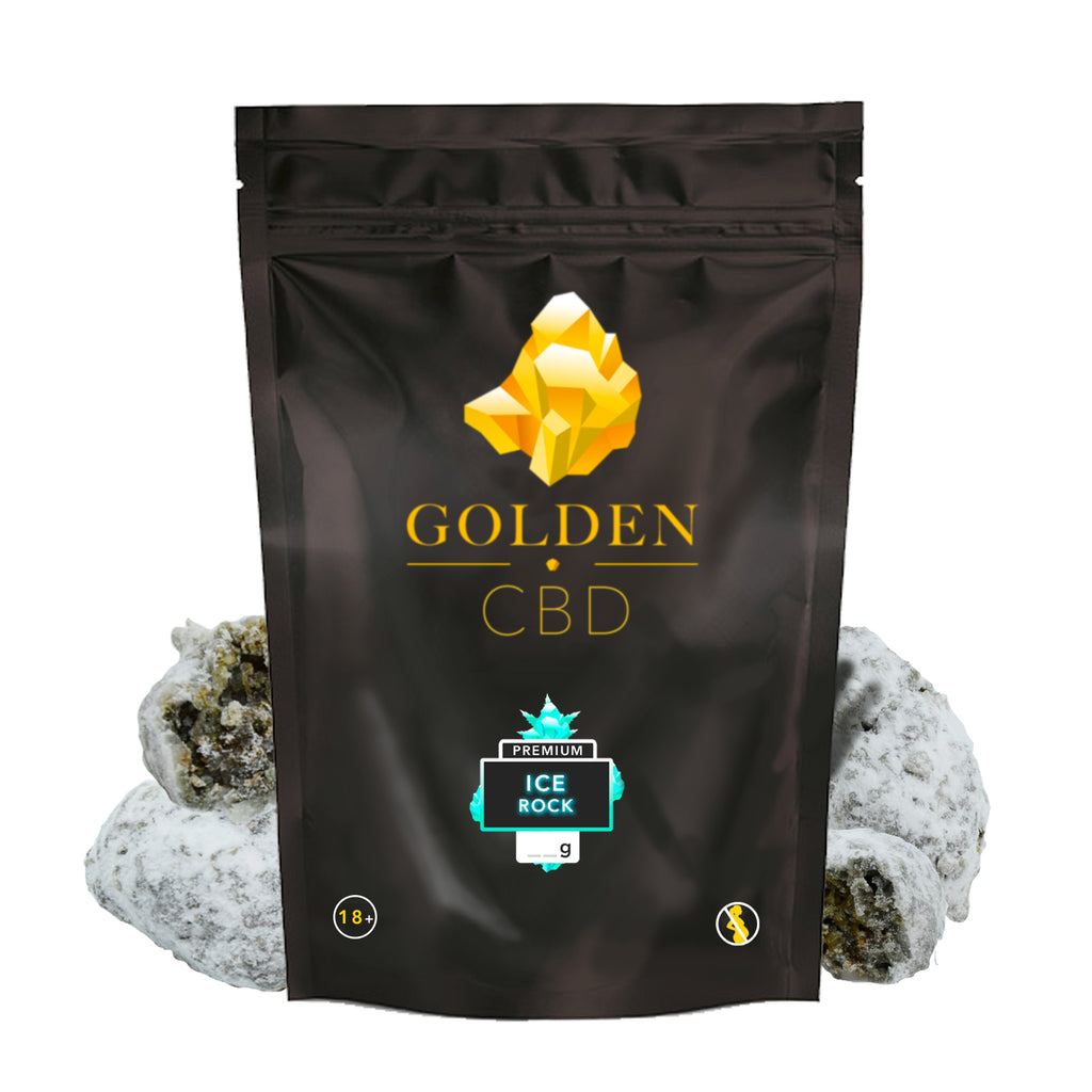 Premium Ice Rock CBD 81%