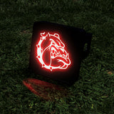 """Bulldog"" tail light cover - Giddy Dogs"