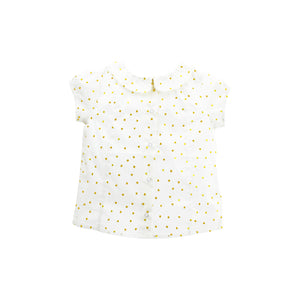 Blouse Short Sleeve