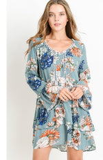 Load image into Gallery viewer, Susie Floral Dress