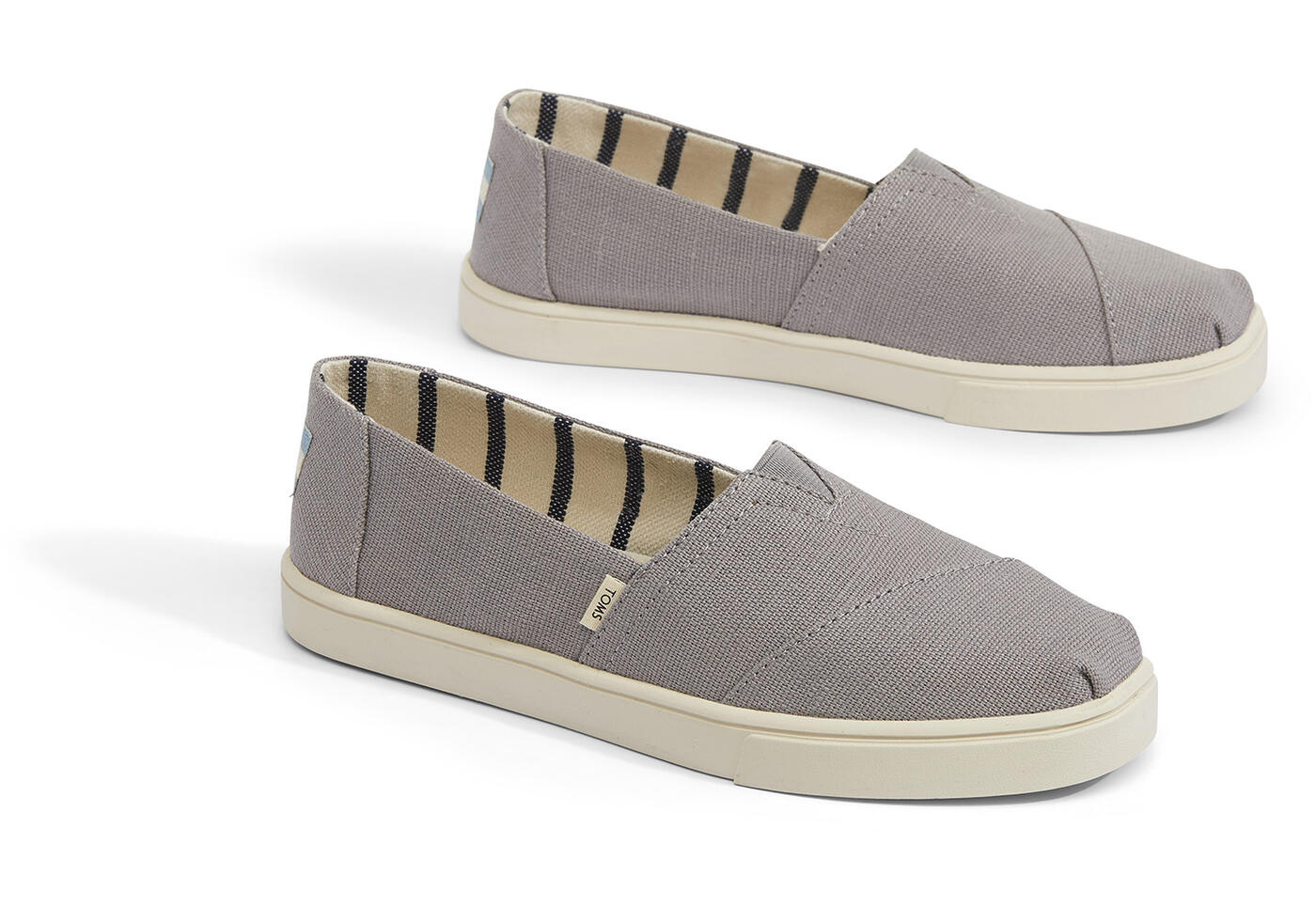 Morning Dove Heritage Canvas Slip on