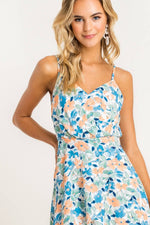 Load image into Gallery viewer, Cassie Floral Dress