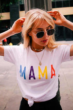 Load image into Gallery viewer, Mama Graphic T-Shirt