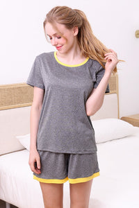 Lily Short Sleeve Lounge Top