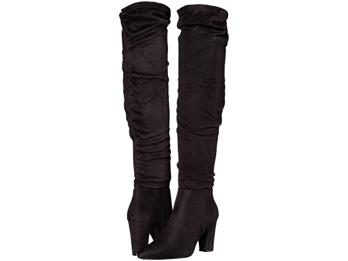 Richie Over the Knee Suede Boots