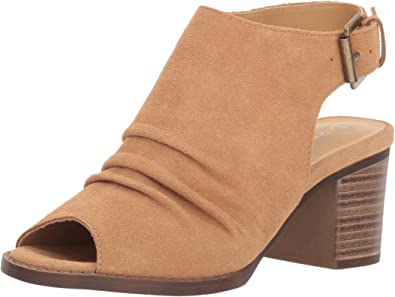 Tena Open Toe Ankle Boot