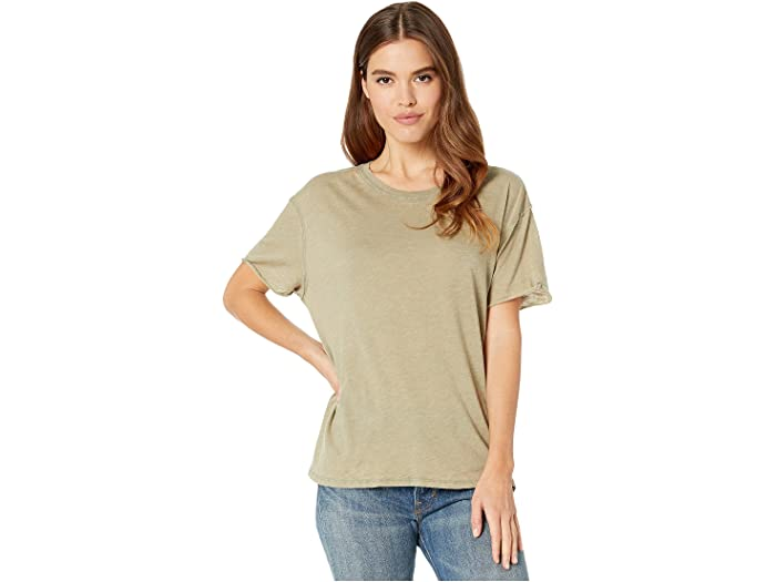 Clarity Ringer Top