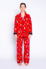 Load image into Gallery viewer, Flannel Pajama Sets
