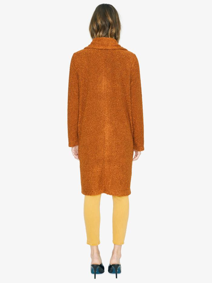 Go Long Teddy Coat