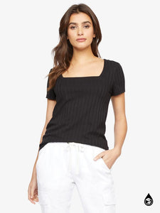 Handle w/ Square Neck Tee