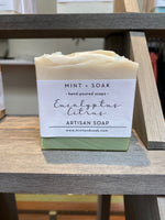 Load image into Gallery viewer, Hand Poured Locally Made Artisan Soaps