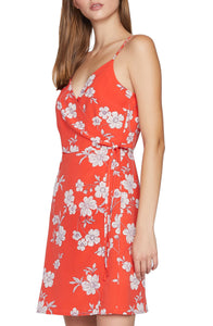 Wrap It Up Tank Dress