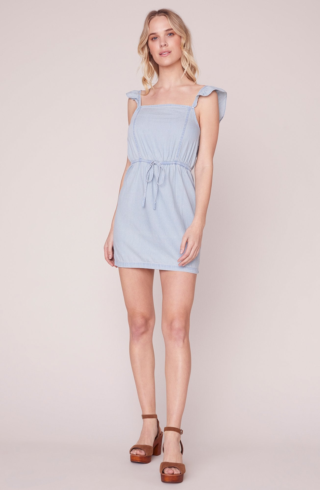 Summer Girls Chambray Dress
