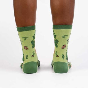 May The Forest Be With You Women's Crew Socks