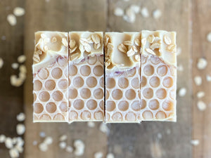 Hand Poured Locally Made Artisan Soaps