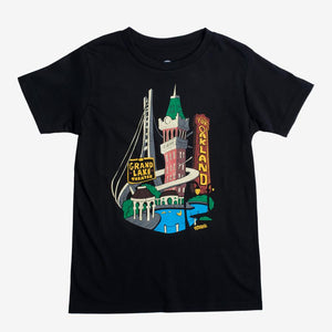 Youth Stompertown Tee