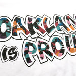 Load image into Gallery viewer, Men's Oakland is Proud Tee