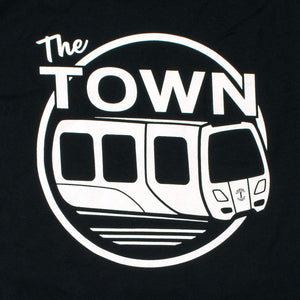 Men's The Town Bart Tee