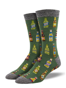 99 Bottles Men's Socks