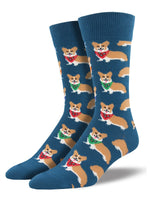 Load image into Gallery viewer, Corgi Socks