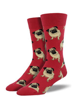 Load image into Gallery viewer, Pugs Socks