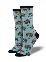 Load image into Gallery viewer, Significant Otter Socks