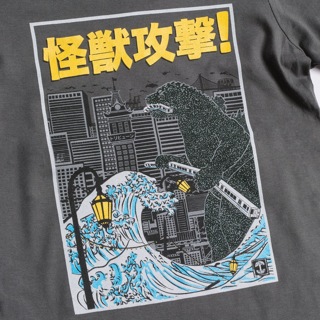 Toddler Kaiju Tee