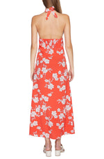 Load image into Gallery viewer, Garden Halter Maxi Dress