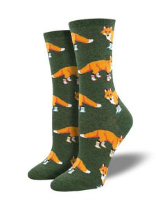 Socksy Foxes Women's Socks