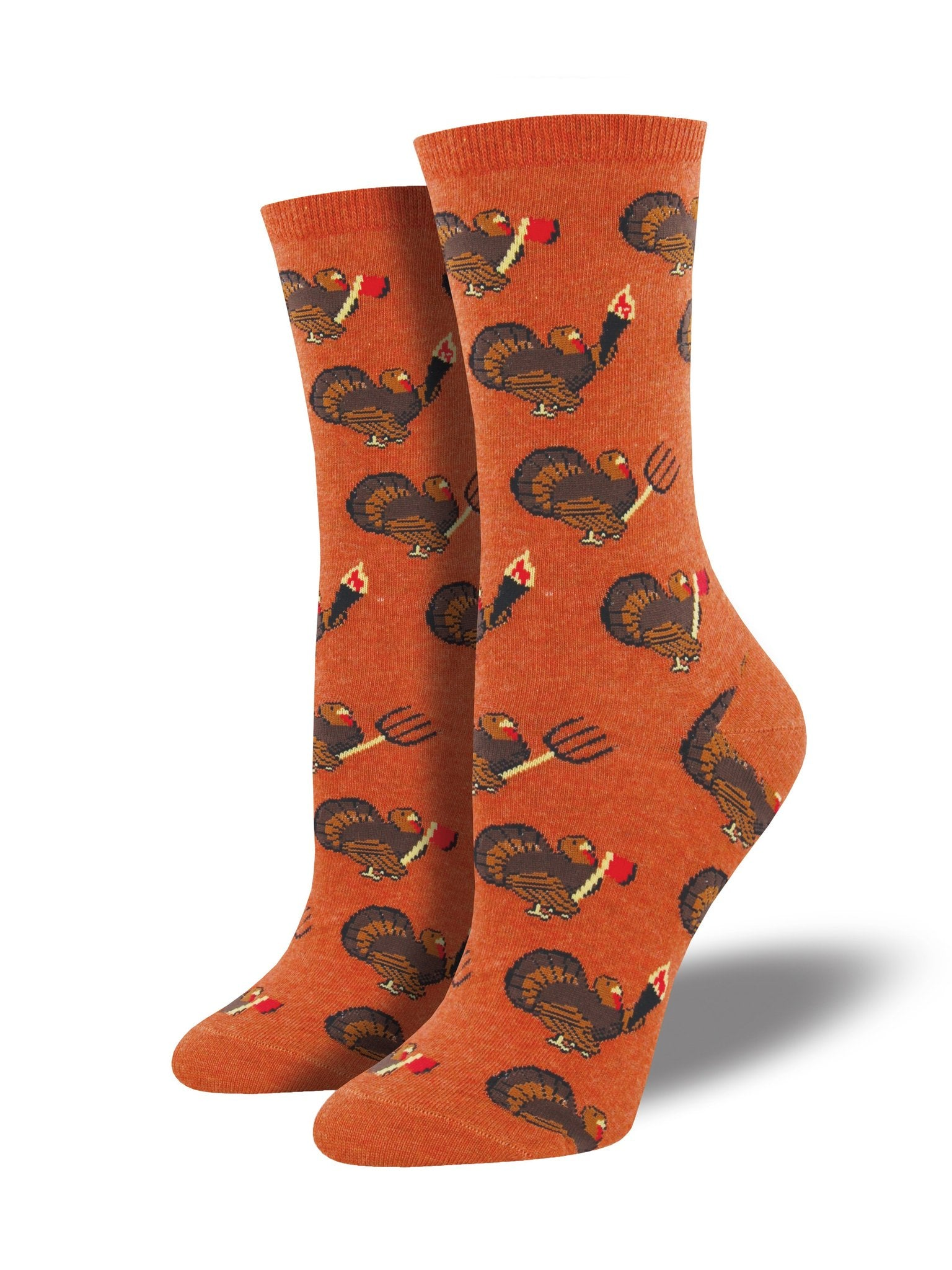 Turkey Revolution Women's Socks