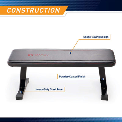 Large Weightlifting Bench