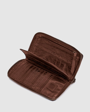 BIBA BALTIC WALLET TAN LEATHER
