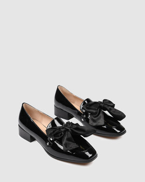 BRANDO LOAFERS BLACK PATENT