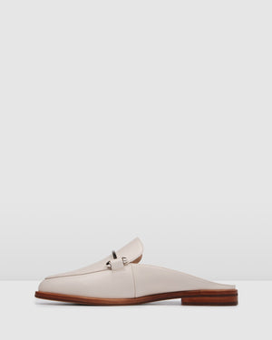 WEBSTER LOAFERS BONE LEATHER