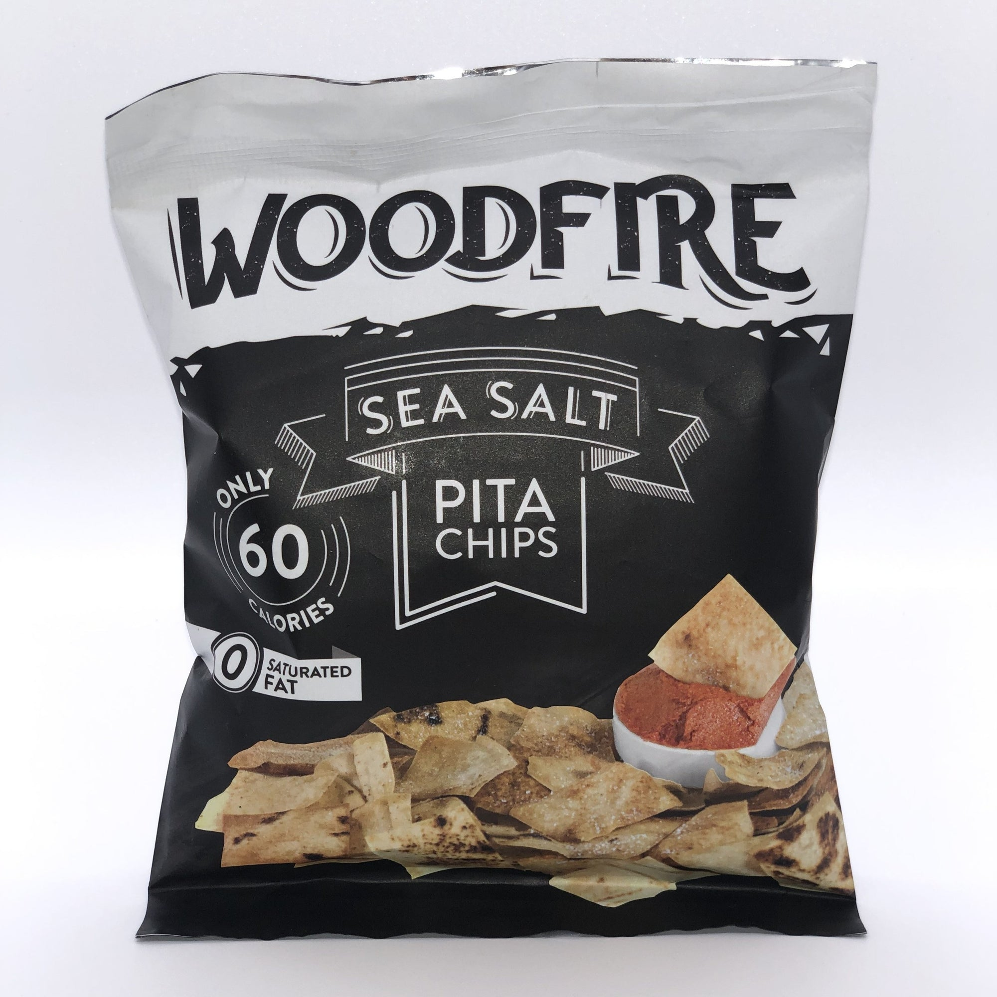 Seasalt Pita Chips - Snack Size (12 Pack)
