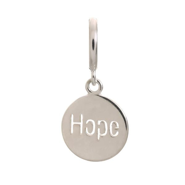 Endless Hope Coin Silver Charm