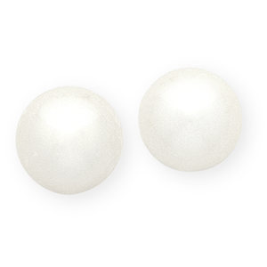 Sterling Silver Freshwater Pearl Studs