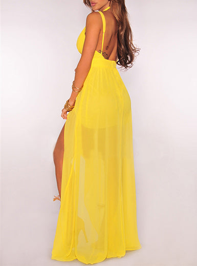 Burst of Sunshine Maxi