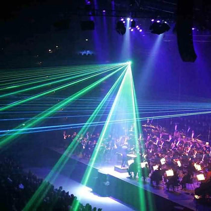 Laser Stage Light