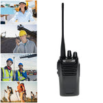 Crony CY-810 2W Professional Walkie Talkies,  Best Portable Handheld Civilian Two Way Radio Black