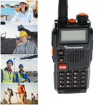 Quansheng TG-K4AT Handheld Two Way Radio, Long Distance Noise Cancelling Walkie Talkies