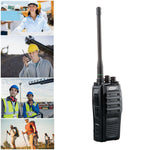 Crony TG-360 Walkie Talkies for Adults, Portable Wireless Handheld Two Way Radio