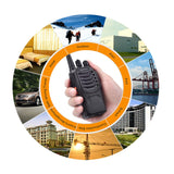 Baofeng BF-888S  2 Pcs Walkie Talkies  Dual-frequency