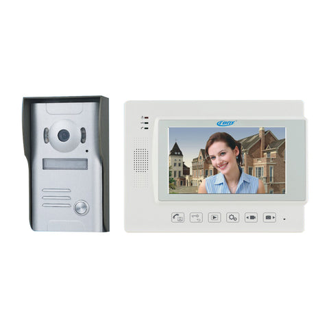 CRONY ZDL-97M(4GB)Doorphone Video doorphone