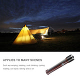 X2  Flashlight Multi Function Outdoor Car LED Flashlight Ultra Bright Torch Light