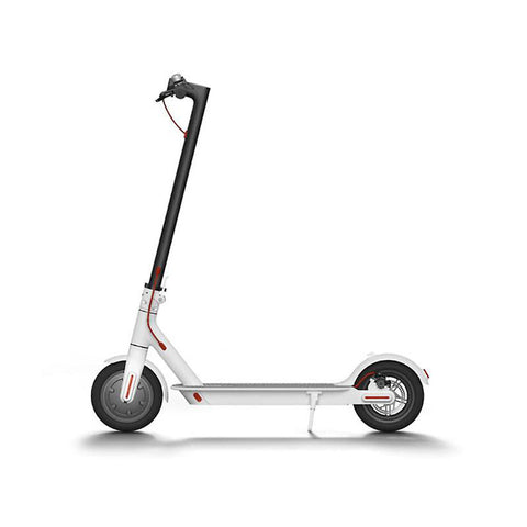 M365 scoote with APP Electric Scooter Ebike | White