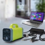 K300 Portable Power Station 11.1V 37Ah 300Wh Rechargeable Power Supply Ess Lithium Battery